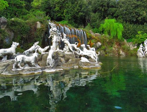 Fontana di Diana e Atteone